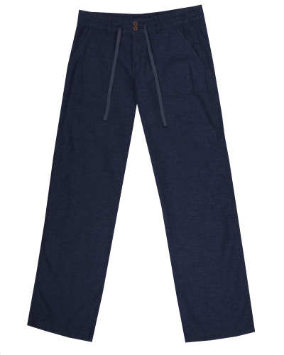 W's Island Hemp Pants - Regular