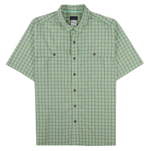 M's Short-Sleeved Island Hopper Shirt