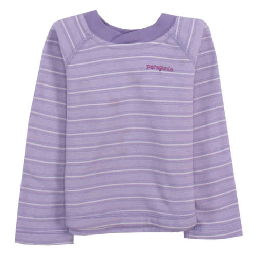 5dc8fb2f7 Patagonia Worn Wear Baby Micro D® Crew Northern Lights Stripe ...