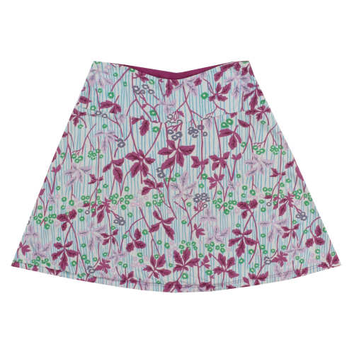 Girl's Reversible Seaside Skirt