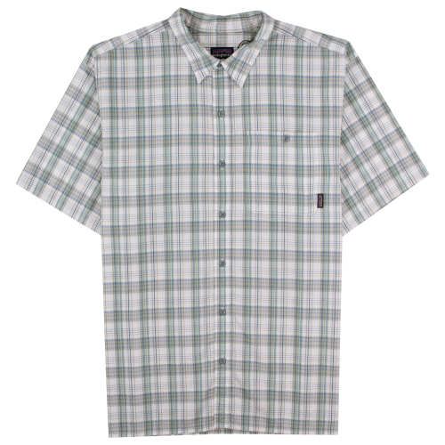 M's Short-Sleeved Puckerware Shirt