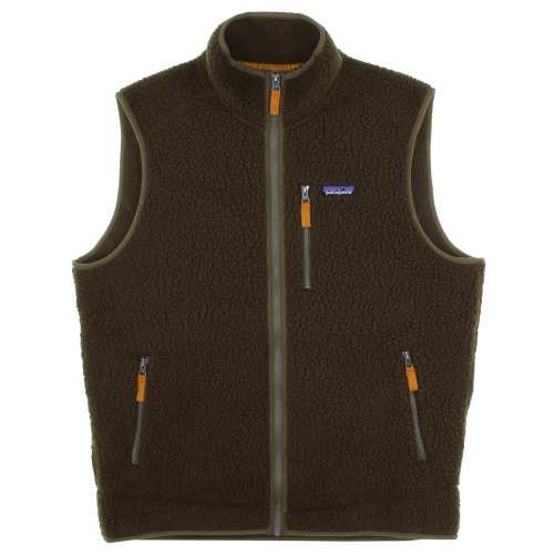 Main product image: Men's Retro Pile Vest
