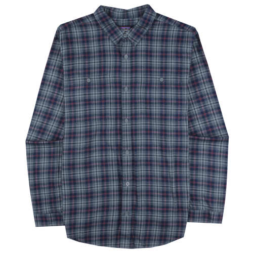 Main product image: Men's Long-Sleeved Pima Cotton Shirt