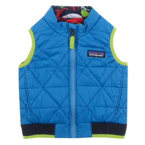 Main product image: Baby Reversible Puff-Ball Vest