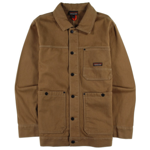 Main product image: Men's Iron Forge Hemp Canvas Chore Coat