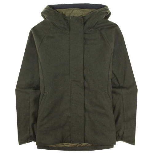 Main product image: Women's Insulated Recycled Wool Hoody