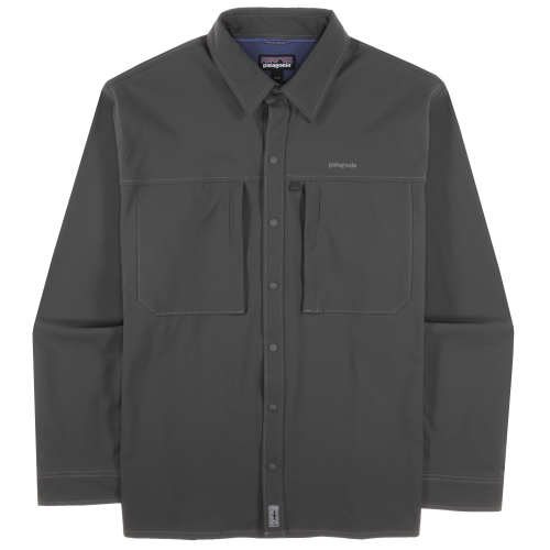 Main product image: Men's Long-Sleeved Snap-Dry Shirt
