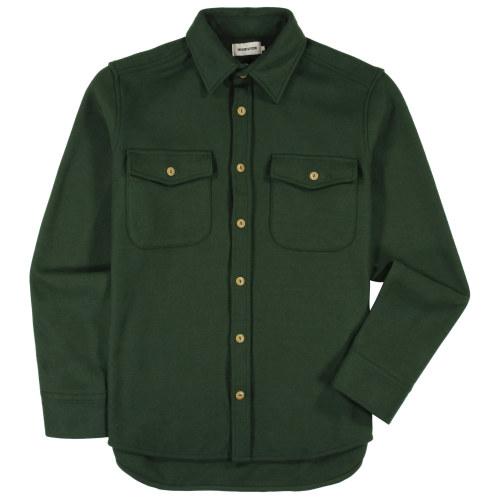 Main product image: The Maritime Shirt Jacket