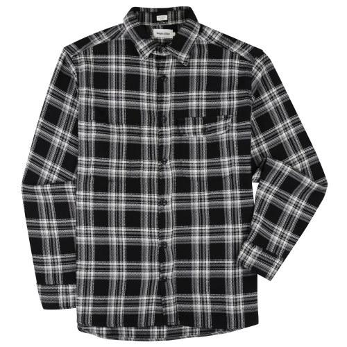 Main product image: The Triple Needle Moto Utility Shirt