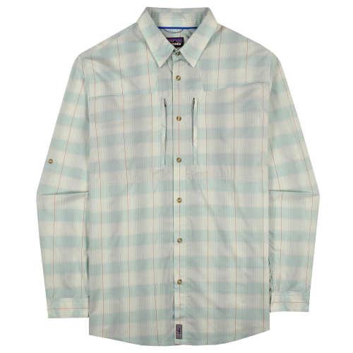 Main product image: Men's Long-Sleeved Sun Stretch Shirt