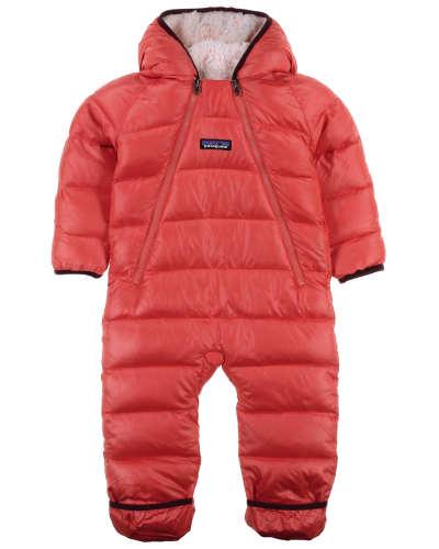 Patagonia Worn Wear Infant Hi Loft Down Sweater Bunting