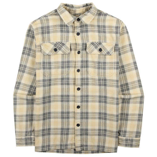 Main product image: Men's Long-Sleeved Fjord Flannel Shirt