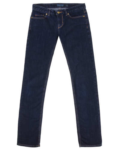 Main product image: Women's Straight Jeans - Long
