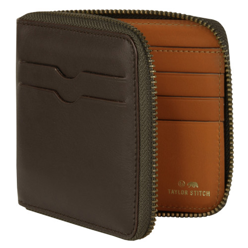 Main product image: The Zip Wallet