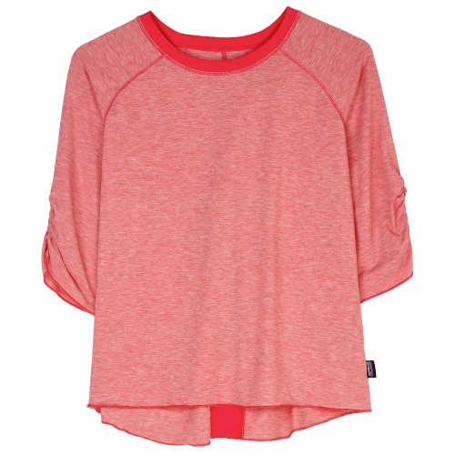 Main product image: Girls' Long-Sleeved Fleury Top