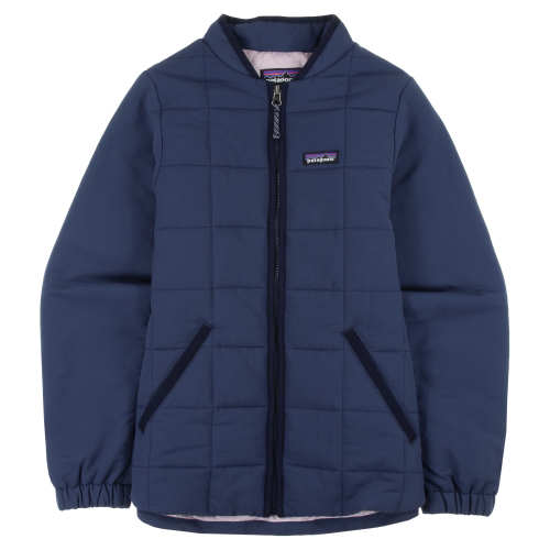 Main product image: Girls' Quilted Bomber Shacket