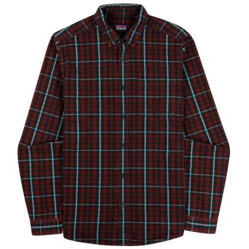 Main product image: Men's Long-Sleeved Bluffside Shirt