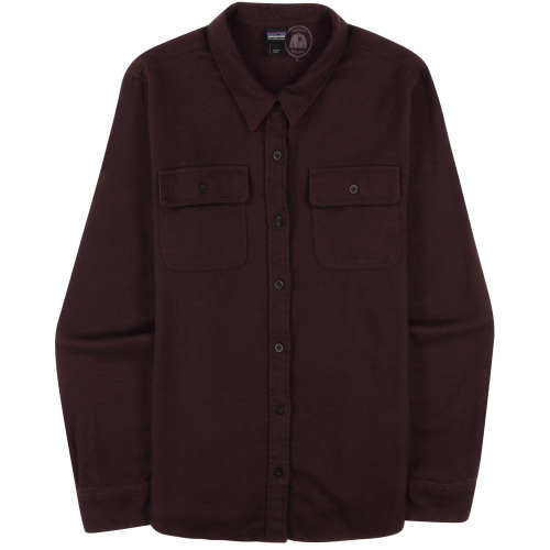 Main product image: Women's Long-Sleeved Fjord Flannel Shirt