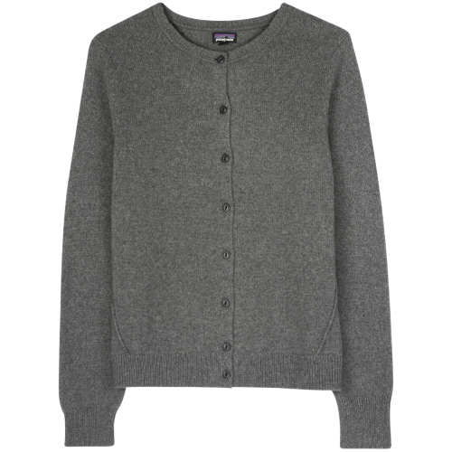 Main product image: Women's Recycled Cashmere Cardigan