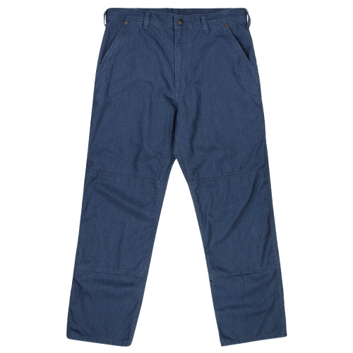 Main product image: Men's All Seasons Hemp Canvas Double Knee Pants - Short