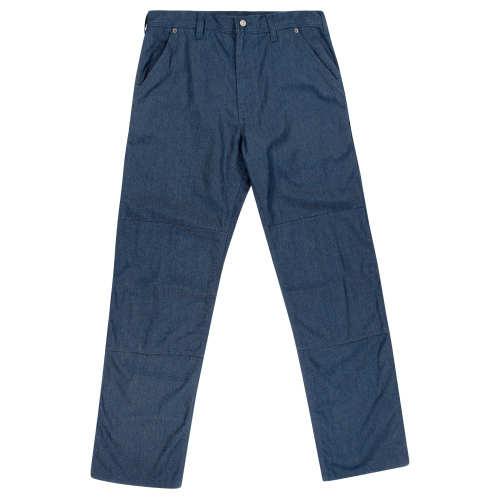 Main product image: Men's All Seasons Hemp Canvas Double Knee Pants - Regular