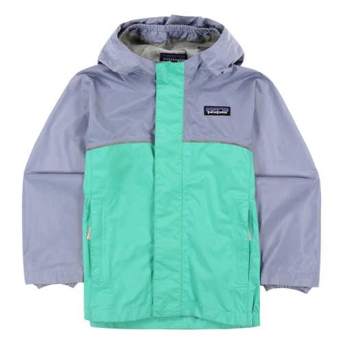 Patagonia Worn Wear Baby Torrentshell Jacket Galah Green