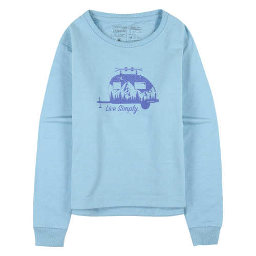 Main product image: Women's Live Simply® Trailer Uprisal Crew Sweatshirt