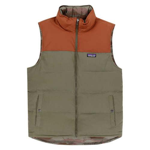 Main product image: Men's Reversible Bivy Down Vest