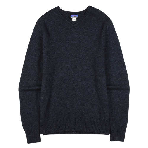Main product image: Men's Lambswool V-Neck