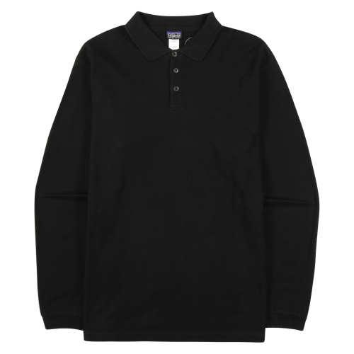 Main product image: Men's Long-Sleeved Polo Shirts