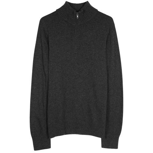 Main product image: Men's Merlow Wool 1/4-Zip Sweater