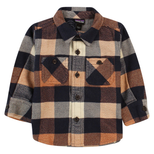Main product image: Baby Fjord Flannel Shirt