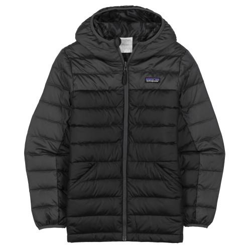 Main product image: Boys' Reversible Down Sweater Hoody