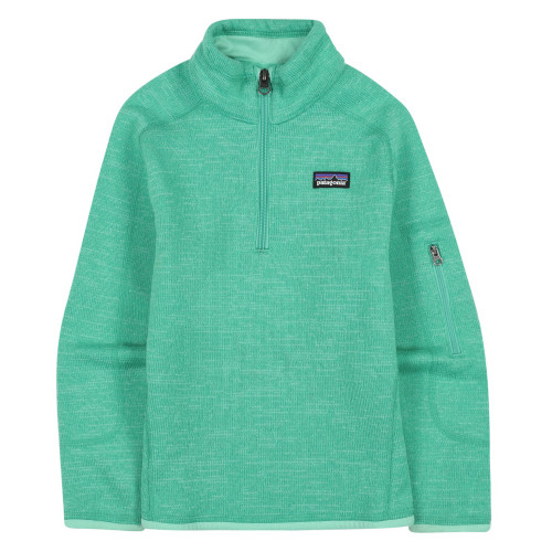 Main product image: Girls' Better Sweater® 1/4-Zip