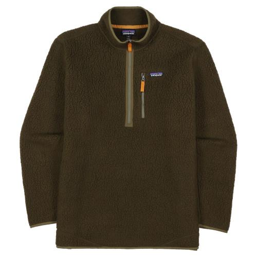 Main product image: Men's Retro Pile Pullover