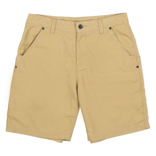 "Main product image: Women's All Seasons Hemp Canvas Shorts - 8"""