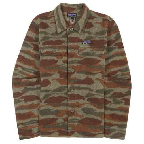 Main product image: Men's Better Sweater® Shirt Jacket