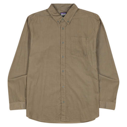 Main product image: Men's Long-Sleeved Bluffside Cord Shirt