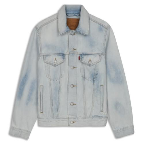 Main product image: Vintage Fit Trucker Jacket