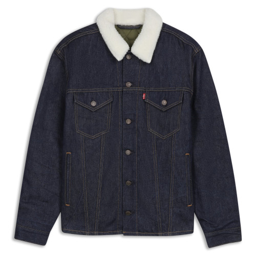 Main product image: Levi's® SecondHand Sherpa Trucker Jacket