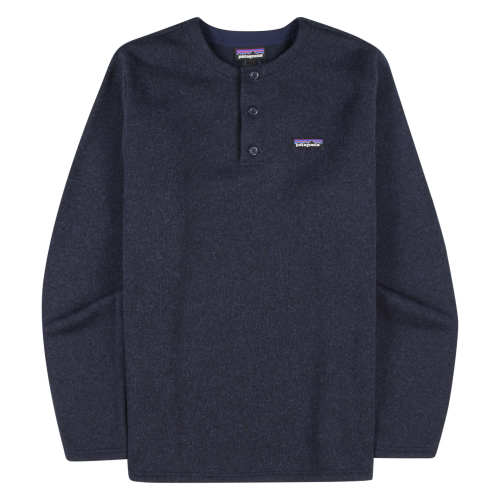 Main product image: Men's Better Sweater® Henley Pullover