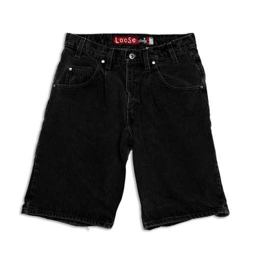 Main product image: SilverTab™ Loose Pleated Shorts