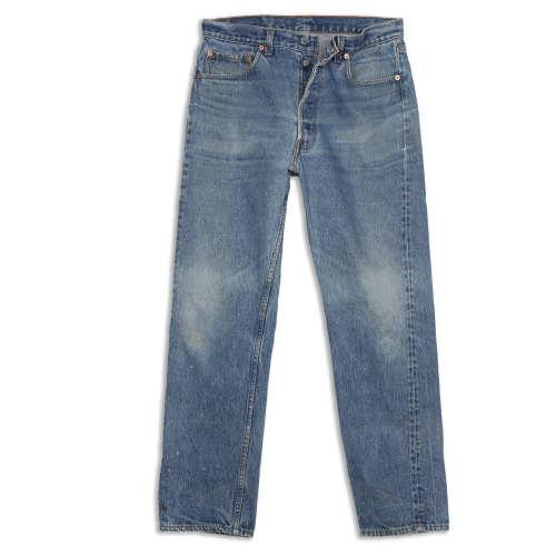 Main product image: Vintage 501® Original Shrink-to-Fit™ Men's Jeans