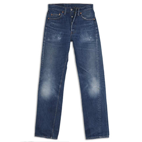 Main product image: Made in the USA 501® Original Shrink-to-Fit™ Jeans