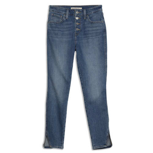 Main product image: Button Front 721 High Rise Ankle Skinny Women's Jeans