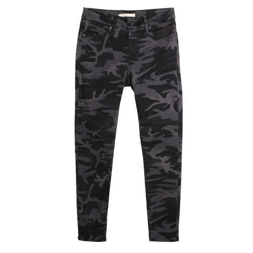 Main product image: Camo Print 711 Skinny Ankle Women's Jeans