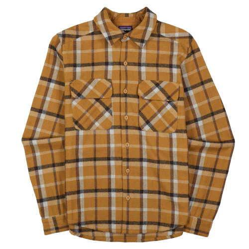 Main product image: Men's Long-Sleeved Recycled Wool Shirt