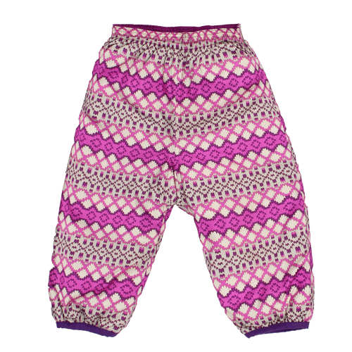 Main product image: Baby Reversible Puff-Ball Pants