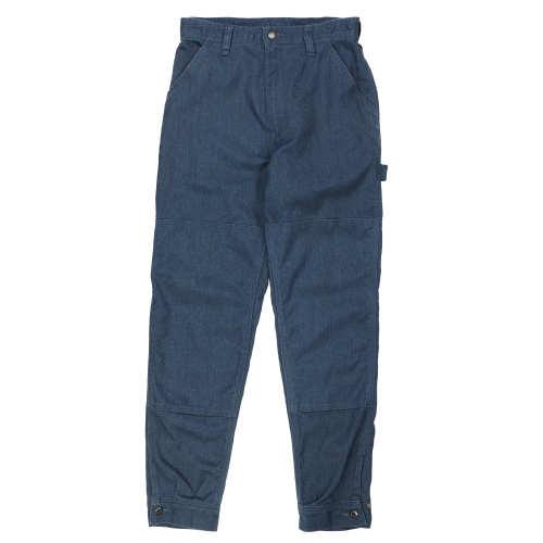 Main product image: Women's All Seasons Hemp Canvas Double Knee Pants - Regular