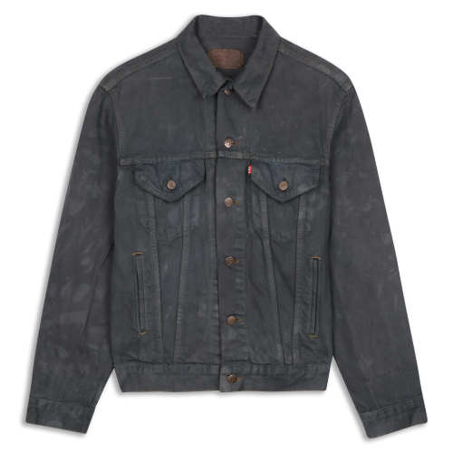 Main product image: Made in the USA Trucker Jacket